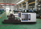 Multi Colour Electrical Plug Injection Molding Machine With Oil Electric Compound System