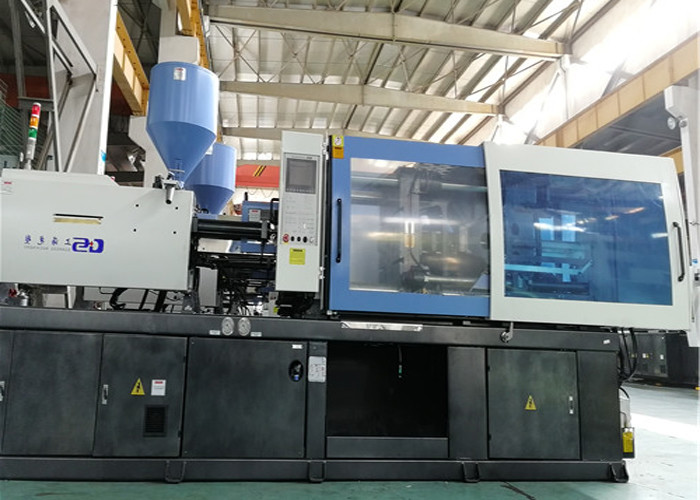 High Efficiency High Speed Injection Molding Machine With Large Opening Stroke