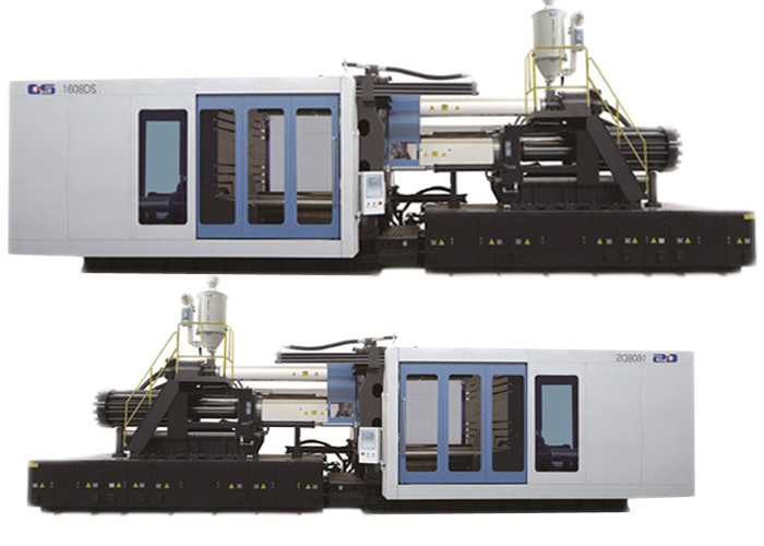 Fully Automatic Multi Color Injection Molding Machine With 700mm Opening Stroke