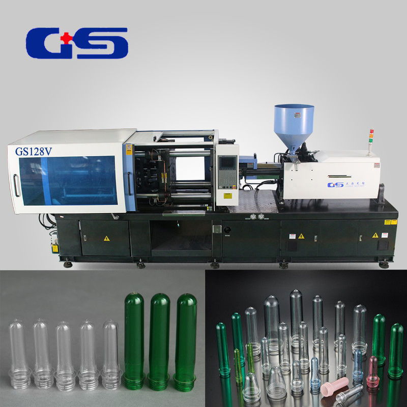 Variable Pump PE PP Plastic Injection Molding Machine For Chair Making