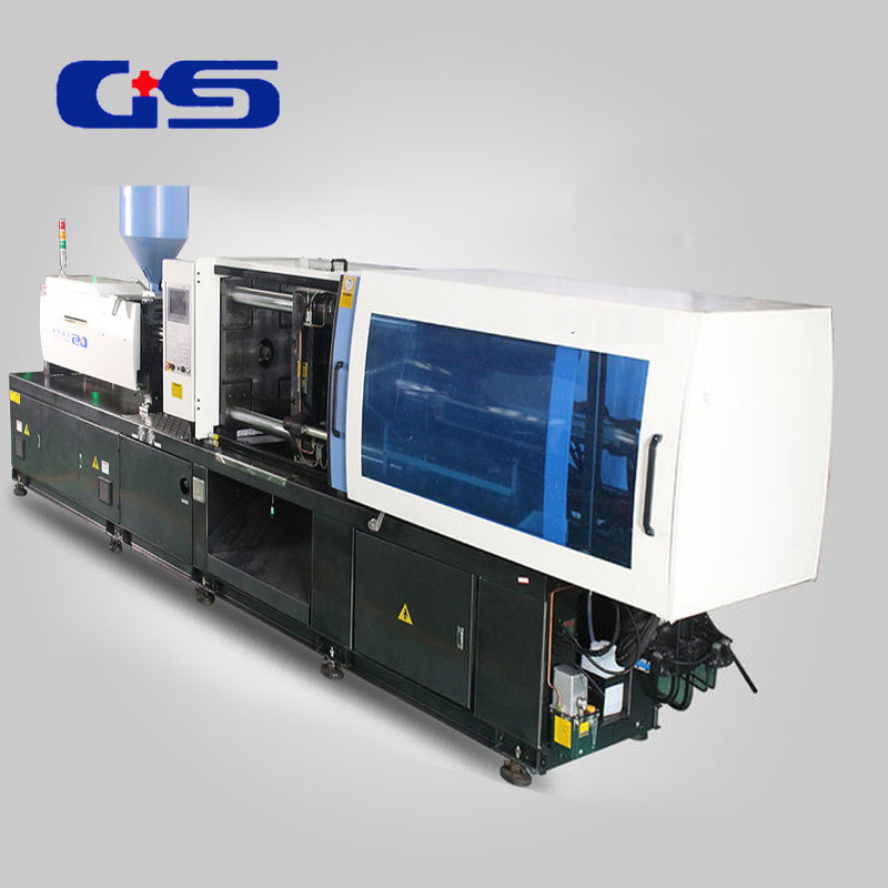 10kw Ac Servo Motor Plastic Injection Molding Machine Horizontal Style