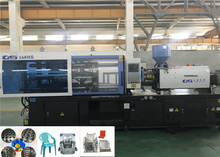 All Electric Injection Moulding Machine , 160 Ton Plastic Jug Making Machine
