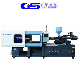 China 4780KN Auto Injection Molding Machine , Plastic Carry Bag Making Machine GS478V factory