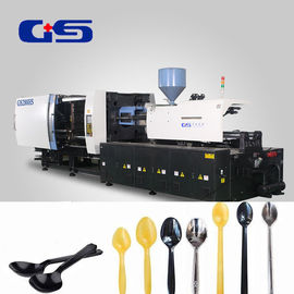Rotary Table Automatic Disposable Plastic Spoon Making Machine Bijection Structure